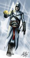 Assassin's Creed - Altair by Torvald2000