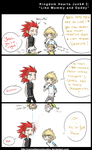 KH Junk 2: Like Mom and Dad by Carmalicious