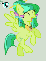 Jade Flower by Iluvcattys