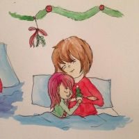 SSP Secret Santa Project Part 1 of 2 by waterfish5678901