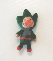 Little Tingle by vrlovecats