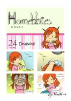 Homebbies 24 Drugwing by KimiK-A