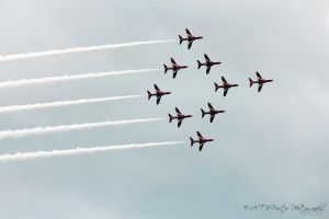 Red Arrows 10 by Takeshi-Toga