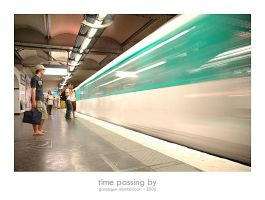 Time passing by by lordgonz