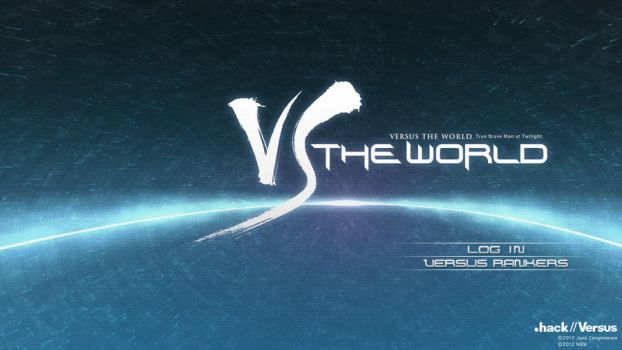 VS The World (.hack//Versus) by Osama35
