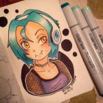 Copic Cutie by Tainted-Rose-Thorns