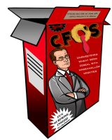 CF O's Cereal by curiosityband