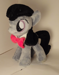 Filly Octavia Plushie by AppleDew