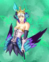 Gwendolyn of Odin Sphere by Jamz671