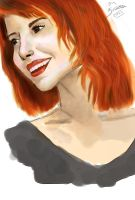 Hayley Williams by Pandoras-Encore