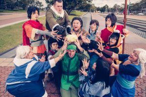 My Cabbages!  Avatar: Legend Of Korra by I-Artemis-I