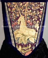 Tudor Corset by FoxGloveFashions