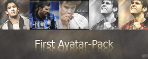 First Avatar Psd Pack by sge1