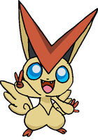 494 - Victini by Tails19950