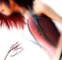 Kairi - Kingdom hearts II by Ninja-Hobo