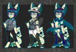 Nerd outfits for Evie by Mikkynga