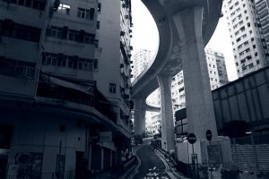 Road and Building Blocks III by johnchan