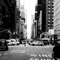 New York - Stop and Stay by DarkSaiF