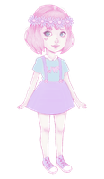 Contest Entry for we-heart-pastel by Marzipan-x3