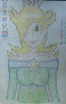The Melancholic Rosalina by The-Rosalina-Guru