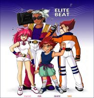 BeyF: Elite Beat by Glay