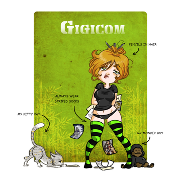 Gigi new ID by Gigicom