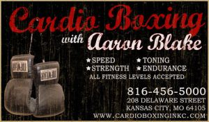 Aaron Blake Cardio Boxing Card by SD-Designs