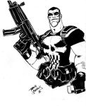 Punisher CCEE '12 commission by SketcheeBizniz