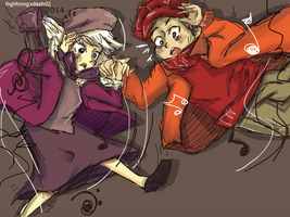 Request - The Humanized Rescuers by edline02