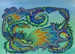 Summer Celebration dragon design by rachaelm5