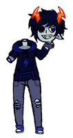 fantroll adoptable 9 - OTA - (CLOSED) by calallini