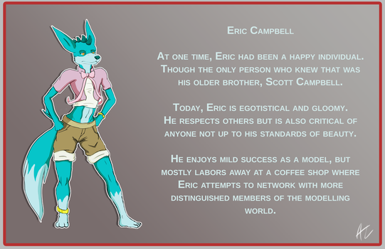 Eric reference by Aussie-Lucario