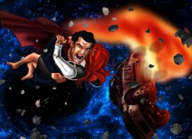 man of steel v2 by alberic-cheneau