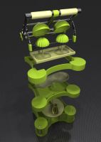 deltoid juicer by deltoiddesign