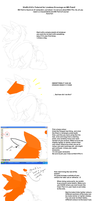 MS Paint Lineless Tutorial by WolfLUVA