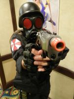 Anime Los Angeles 2015 Umbrella pt.2 by Demon-Lord-Cosplay