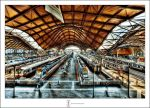 Melbourne Spencer St Station by jasonhwong