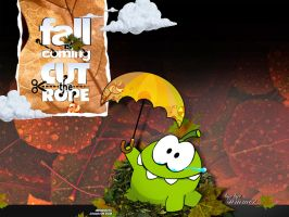 Cut the Rope Fall by zsoltott