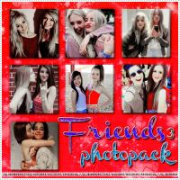 +Friends3 Photopack by GomezLovatoBieber