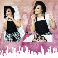 Demi Lovato PNG Pack (65) by melismerve22