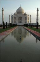 The Taj Mahal by Cleonor