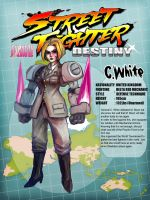 Street Fighter Destiny Jam : C. White by k-hots