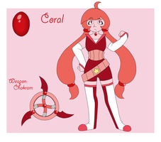 Coral by Flamongirl13