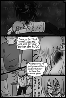 Page33 (Jeff the killer manga) by ShesterenkA