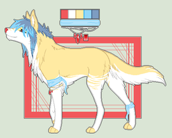 Pallet Adopt AUCTION by fursonaloverXD