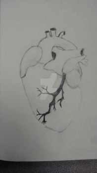 unfinished heart by Disneypeacelove