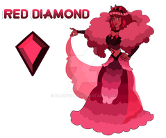 Red Diamond by FlareViper
