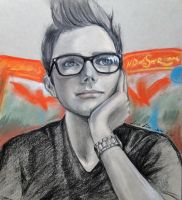 Chris Colfer by linelin126