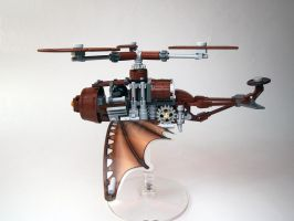 LEGO. Gyrocopter 2 by DwalinF
