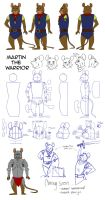 Martin Character Sheet Final by Eshva